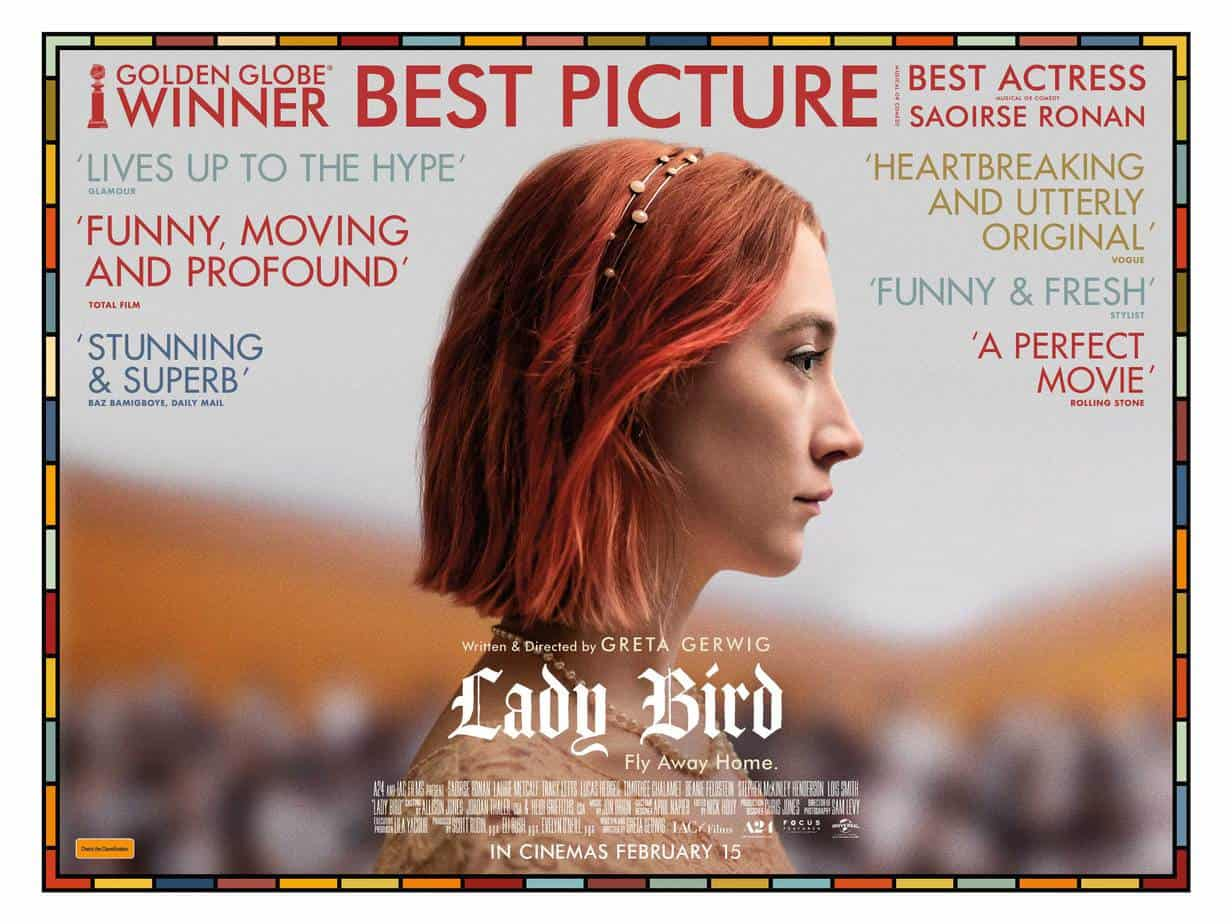 Image result for ladybird film poster